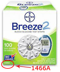100ct bayer breeze 1466A