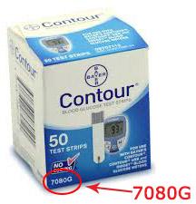 Bayer Contour 7080G