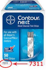 BayerContour Next 7311